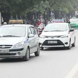 Cẩn trọng với nới niên hạn taxi