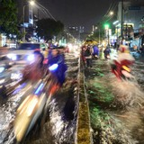 """Máy bơm chống ngập ở Sài Gòn: """"Cần thêm ít nhất 4 lần thử nghiệm nữa"""""""