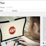 37.000 người dùng đang sử dụng tiện ích chặn quảng cáo Adblock Plus giả mạo