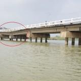 Cần 20 tỷ đồng sửa chữa cầu lún gần nửa mét ở Quảng Nam