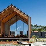 Ngôi nhà xinh đẹp lấy cảm hứng từ bản vẽ của một đứa trẻ