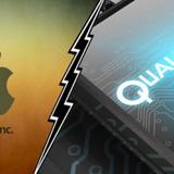 """Lợi nhuận Qualcomm giảm gần 90% vì """"chiến tranh"""" với Apple"""