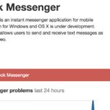 Facebook lại gặp lỗi ở Việt Nam