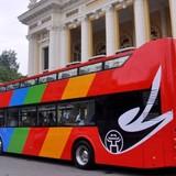 Hà Nội sắp đưa xe buýt 2 tầng City tour phục vụ du lịch