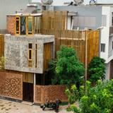 Ngôi nhà 3 tầng chi phí 600 triệu của kiến trúc sư ở Hải Dương