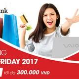 SeABank khuyến mại cực lớn dành cho chủ thẻ quốc tế