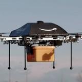 Amazon phát triển máy bay không người lái tự hủy