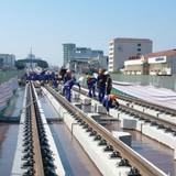 """""""Bệnh"""" chậm tiến độ, đội vốn trên các tuyến đường sắt đô thị: Hội chứng nguy hiểm"""