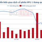 HPG: Giá giảm, Penm IV Germany muốn gom 3 triệu cổ phiếu