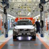 """Volvo chính thức sản xuất xe hơi """"made in China"""""""