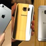 """""""So găng"""" camera giữa bộ 3 quyền lực iPhone 6, Galaxy S6 và HTC M9"""