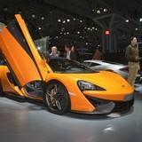 """Mục kích 20 siêu xe """"đỉnh nhất"""" tại New York Auto Show 2015"""