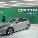 [Xế mới trong tuần] Kia Niro, Chevrolet Camaro 1LE, Kia Optima 2017