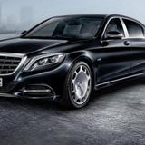 """Mercedes ra mắt xe""""Maybach bọc thép"""" dành cho giới siêu giàu"""
