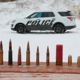 Ford ra mắt xe hơi chống đạn phiên bản mới