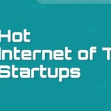 "[Infographic] 11 Startup ""Internet of Things"" tốt nhất hiện nay"