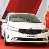 "Kia Cerato thay thế Kia K3 ""đấu"" với Mazda 3"