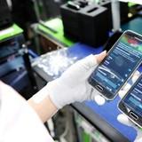 Điện thoại và linh kiện Việt Nam xuất sang Mỹ tăng đột biến