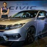 Honda Civic 2016 ra mắt tại Đông Nam Á