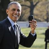 """Bỏ BlackBerry, Tổng thống Obama lại được """"phát"""" Galaxy S4"""