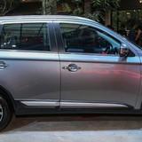 """Mitsubishi Outlander 2016 về Việt Nam vào tháng 7 """"cạnh tranh"""" cùng Honda CR-V"""