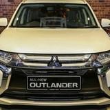 Mitsubishi Outlander nâng lên thành 7 chỗ, chốt giá 975 triệu đồng