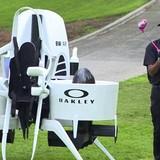 """[Video] Thiết bị bay phản lực giành cho các tay golf """"nhà giàu"""""""