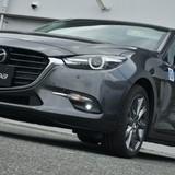 Những hình ảnh đầu tiên về chiếc xe Mazda3 2017
