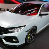 Honda Civic bản hatchback sắp về Đông Nam Á?