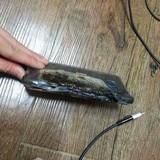 """Hàng không Mỹ """"thửa"""" túi chứa được Galaxy Note 7 đang cháy cho máy bay"""