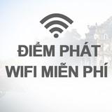 [Infographic] Những địa điểm phát wifi miễn phí trên cả nước