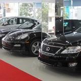 """""""Ế ẩm"""" tháng cô hồn, thị trường ô tô giảm 17%"""