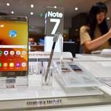 Galaxy Note 7 tiếp tục bị cấm trên xe bus, tàu điện tại New York