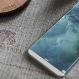 Lộ bản concept iPhone 8 với màn hình cong không đường viền