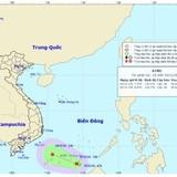 Lũ lụt đang dâng cao, Trung Bộ lại sắp có áp thấp nhiệt đới