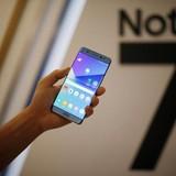 Samsung bắt đầu vô hiệu hóa Galaxy Note 7