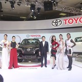 Doanh số Thaco giảm 2%, Toyota tăng 8% trong tháng 10/2016