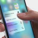 Galaxy S8 sẽ trang bị màn hình cảm ứng lực đầu tiên trên thế giới