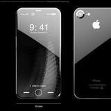 """iPhone 8 sẽ sở hữu màn hình không đường viền cực """"khủng""""?"""