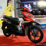 Honda ra mắt thêm xe ga giá rẻ tại Đông Nam Á