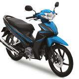 Honda Blade thêm tiêu chuẩn khí thải Euro 3, tăng giá bán