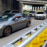 """Malaysia thử nghiệm rào chắn dạng xoay giúp """"cứu sống hàng ngàn người"""""""
