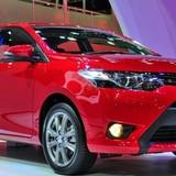 """Toyota Vios củng cố """"ngôi vương"""" top ô tô bán chạy tháng 12/2016"""