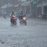 Thời tiết 14/5: Nam Bộ có mưa dông trên diện rộng