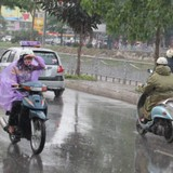 Thời tiết hôm nay 15/7: Mưa dông bao trùm trên cả nước