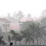 Do ảnh hưởng của cơn bão số 2, Trung Bộ mưa lớn