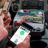Tài xế tăng thu nhập nhờ bán đồ tiện lợi trên xe