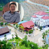 Lùi công bố kết luận thanh tra tài sản Giám đốc Sở Tài nguyên & môi trường Yên Bái