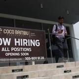 Tỷ lệ thất nghiệp tại Mỹ giảm xuống mức thấp nhất trong 6 tháng
