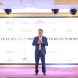 HDMon tổ chức lễ ký kết phân phối độc quyền dự án Mon Bay